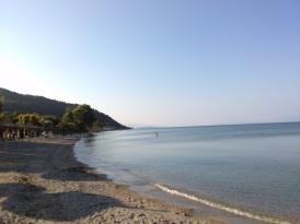 Strand von Moraitika
