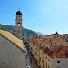Dubrovnik von der Stadtmauer