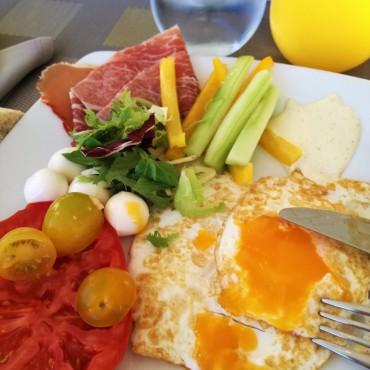 breakfast - Frühstück